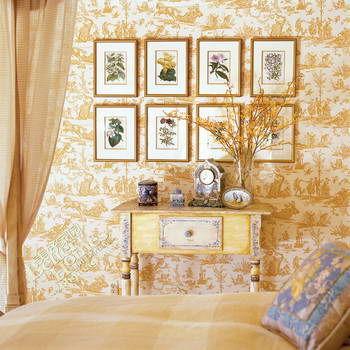 流行风格 墙面装饰妙招