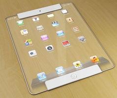 透明iPad概念图