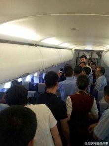 曝乘客斗地主喊炸弹致航班延误目击者否认