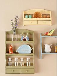 跳出传统装饰材料 DIY让你家墙面与众不同