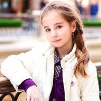 欧美小女孩头像超萌 可爱
