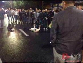 裸体女人-湖南常德 裸女 横尸街头 警方称系交通肇事致死