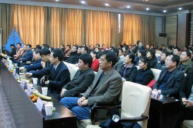 农七师机关2010年新春团拜会