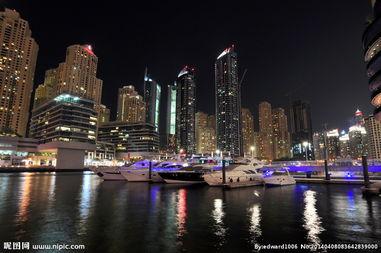 城市风光城市风景景色图片