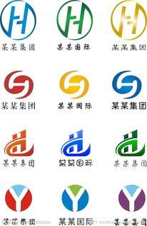 企业标志 字母HY图片