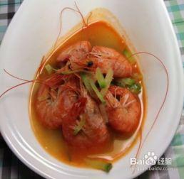 萝卜块炖虾做法大全
