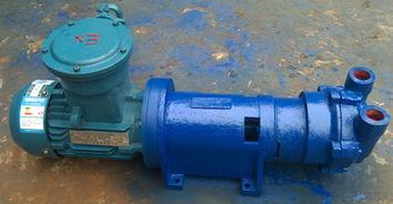 2BV系列防爆水环式真空泵 水环式真空泵