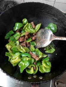 熟牛肉炒辣子做法大全集
