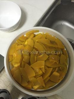 自制蒸糯米南瓜饼的做法大全