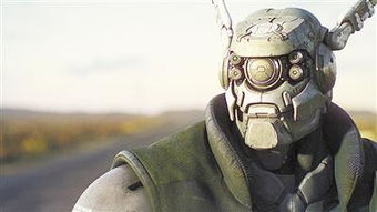 科学家预测 未来100万年人类将变成半机械人类