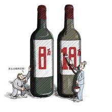 红酒价格(法国波尔多干红葡萄酒 价格)