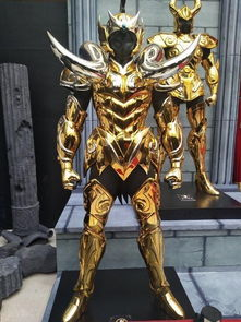 12宫星座黄金圣斗士1 1比例黄金圣衣艺术品鉴赏