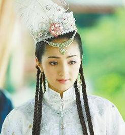 香妃扮演者,刘丹美得深入人心,但更为惊艳的她却被遗忘