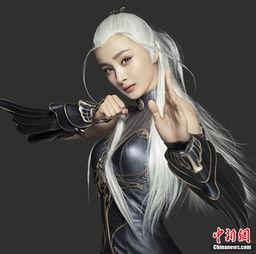 黄子韬杨幂加盟网游 变身仙侠界眷侣