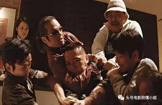 11年前香港警匪神片出续篇主演还是刘青云前作被封港版盗梦空间
