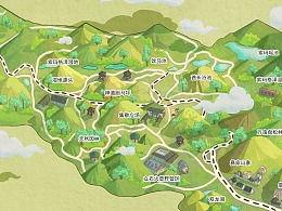 旅游地图制作(个人旅游地图制作)