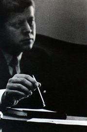 约翰·肯尼迪总统-罗伯特卡帕的亲弟弟