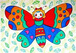 小朋友画画图片 小孩画画简单图片大全 小朋友画画大全图片