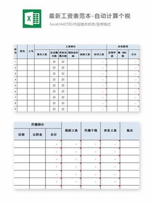 excel格式转换:excel工资表如何转换成pdf格式