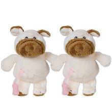 瑞奇比蒂 毛绒玩偶 小馋嘴狗两个套装