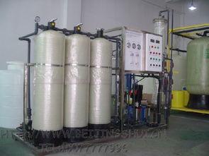 生活饮用水处理设备价格 北京4吨 H水处理设备 纯水机,纯水器,纯水设备批发价格 北京市