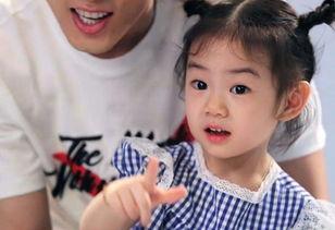 lucky是戚薇翻版看到李承铉和她的合照,网友基因太强大