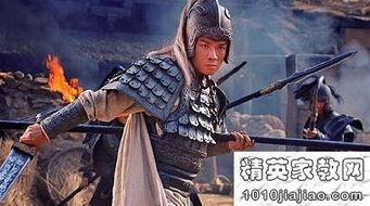 三国的赵子龙到底是一代武神还是最牛的保镖