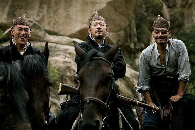 中国剧情喜剧影片 2010
