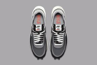 Nike 发布 Sacai x Nike LDV Waffle 全新三色官方图片