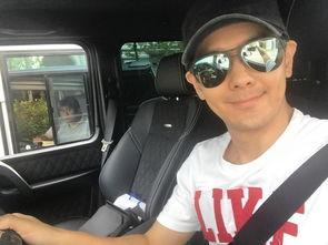 林志颖晒全新奔驰车网友大巴车司机表情亮了手机新浪汽车