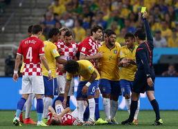 世界杯球星太太好看么?