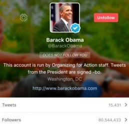 川普美国总统专属推特账号弱爆了,我要用自己的