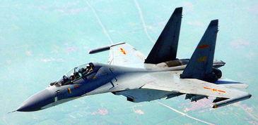 中国空军装备的俄制苏-30战机.