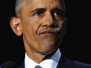 做客60分钟奥巴马自夸了一把