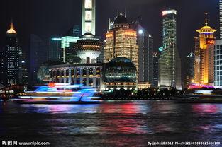上海外滩旅游景点