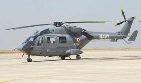 印度国产先进轻型直升机