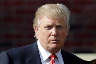 唐纳德·特朗普-美地产大亨欲参选总统 已投资100万美元研究竞选