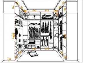 衣柜最小深度是多少合适