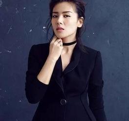 刘涛最新杂志封面