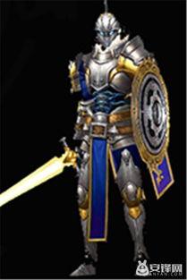 永恒手游白银圣骑士怎么样 白银圣骑士技能属性详解