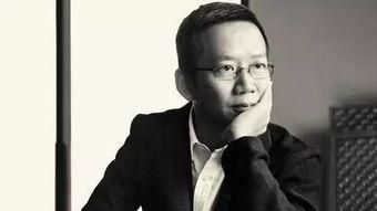 著名财经作家吴晓波