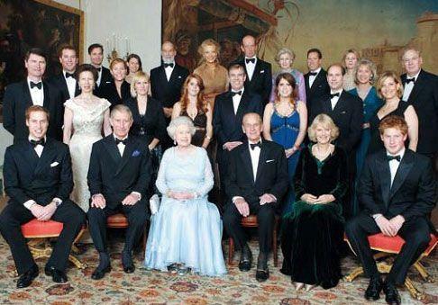 英国女王丈夫菲利普亲王因胸部感染入院