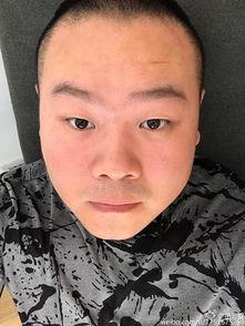 岳云鹏想留长发粉丝赠撞脸女网友长发照