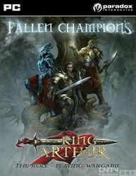 亚瑟王 堕落英雄 PC版封面公布