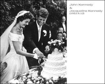 美国总统约翰·肯尼迪和第一夫人杰奎琳·肯尼迪-生活频道_搜狐网站