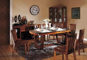 家里用圆桌好还是长桌