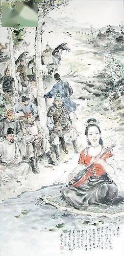 赞美甘肃丝绸之路的古诗词赋