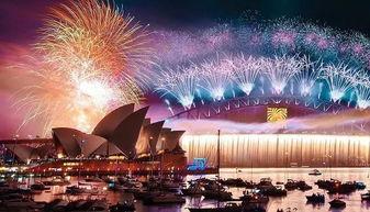 悉尼跨年烟花最佳观赏地点每年有上百万人来悉尼跨年,所以在12月31日当天必须要提前占位,才