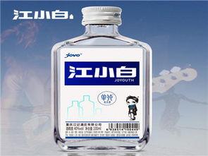 江小白酒的价格(有谁听说过江小白酒吗?)