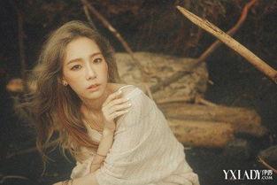 金泰妍i专辑图片高清 个人solo引关注
